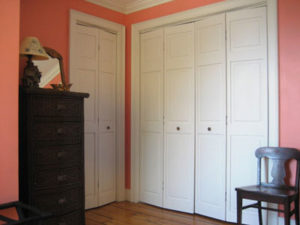 Twin Room Closet